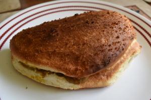 自家製カレーパン