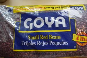 メキシコ産の赤豆
