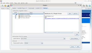 NetBeans Plugin for C/C++